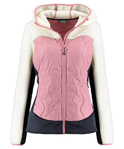 Meru Damen Frasertown Jacke, Dusty Rose