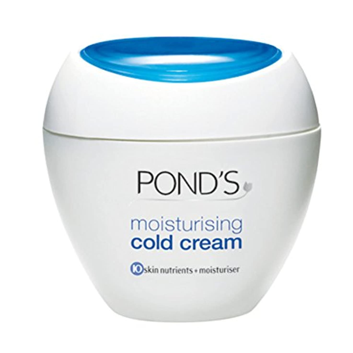 アルカイック前部側溝Ponds Moisturising Cold Cream 30ml