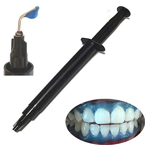 WOkismx 3ML Mundpflege Zahnfleischschutzharz Dental Verbrauchsmaterial Kaltlicht Whitening Zähne Zahnfleischschutzmittel