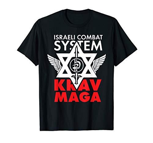 Krav Maga T-Shirt Israelisches...