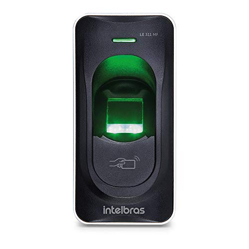 Leitor Biométrico Digital e Cartão RFID LE 311 E Automatiza