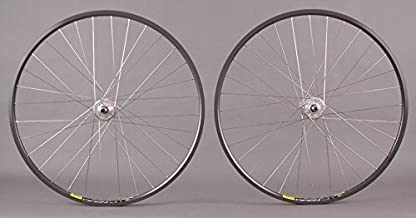 Mavic Open Pro CD Rims Fixed Gear Track Bike Wheels Wheelset 32h Formula Hub