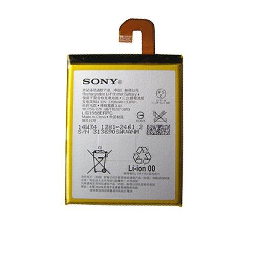 Sony Xperia Z3 (D6603, D6616, D6643, D6653), Xperia Z3 Dual Sim (D6633) Akku, Battery, Li-Ion, 3100 mAh, LIS1558ERPC