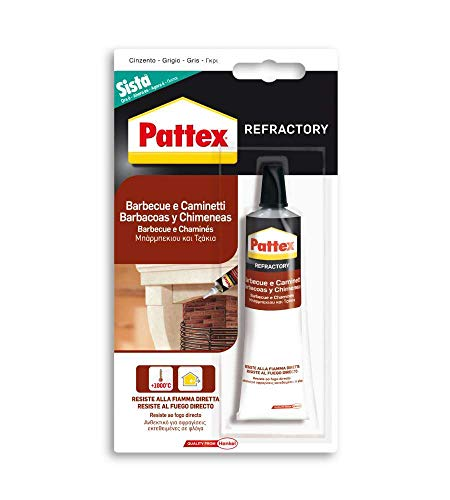 Pattex Sealants Barbecue e Caminetti 60 ml