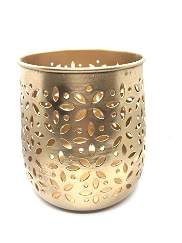 CMEI Brass Candle Holder, for Candle Burning, Decoration, Wicca, Altars, Gift, Item Display Center Piece Display