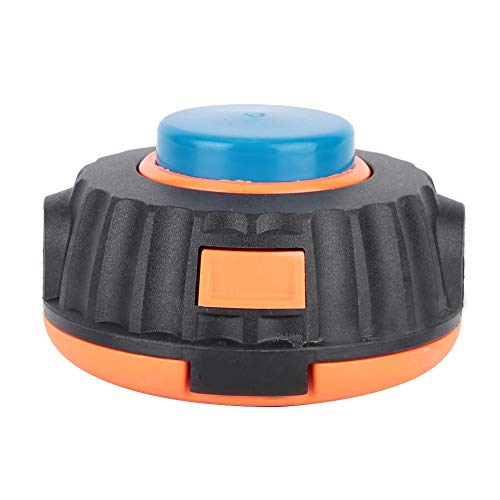 Trimmer Head - Strimmer desbrozadora cabezal de corte Compatible con McCulloch B26Ps T26Cs MT260CLS Rep 5310250-01 (Color : Azul)