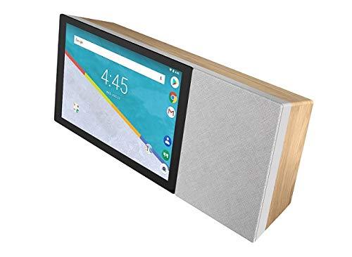 Archos Hello 10.Home Asistente, 10,1.HD Display, 16.GB de Memoria, Verdadero Android 8.Tablet, Sonido Potente, Batería Incorporada, Smart Home Control