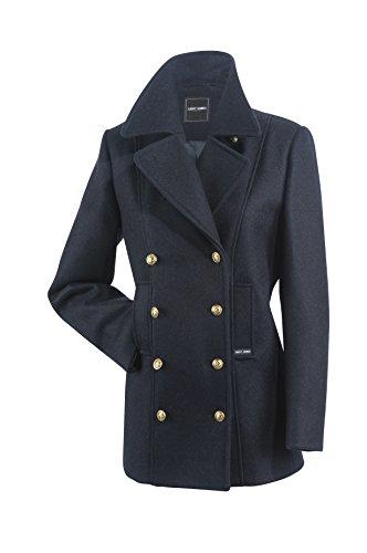 Saint James VOILURE - Winterjacke aus 100prozent Wolle - Bretonische Jacke (34)