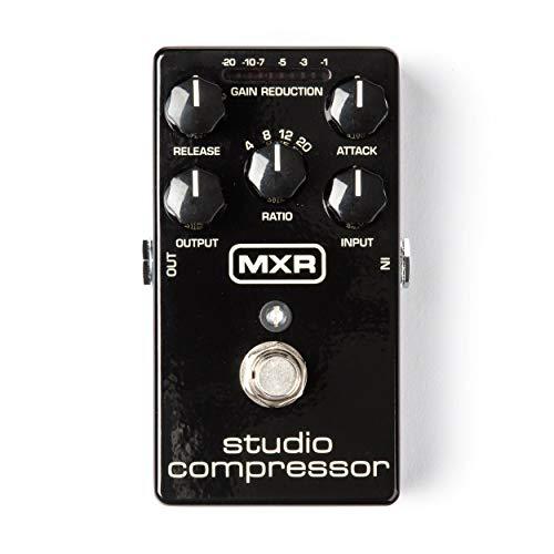 MXR DL E MXR M 76 Effekte Studio Compressor
