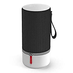 Libratone Zipp Wifi Bluetooth Smart Speaker, 360° Loud Stereo Sound with Dual Mic Build-in, 15W Woofer Deep Bass, 12 Hour Playtime, Airplay2 and Spotify connect, Work with Alexa(Graphite Grey)