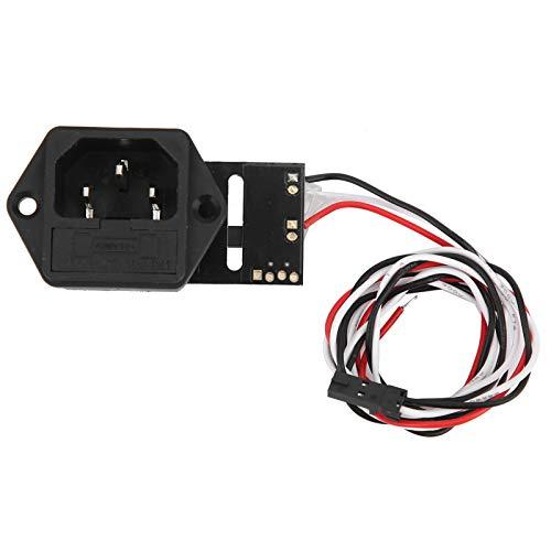 Interruptor basculante práctico del accesorio plástico de la impresora del botón de eje de balancín del curriculum vitae para la industria casera