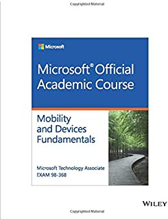 Exam 98-368 MTA Mobility and Device Fundamentals