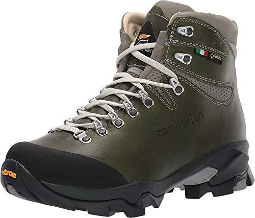 Zamberlan - 1996 VIOZ lux GTX rr WNS - Backpacking Boots - Waxed Green - 8.5