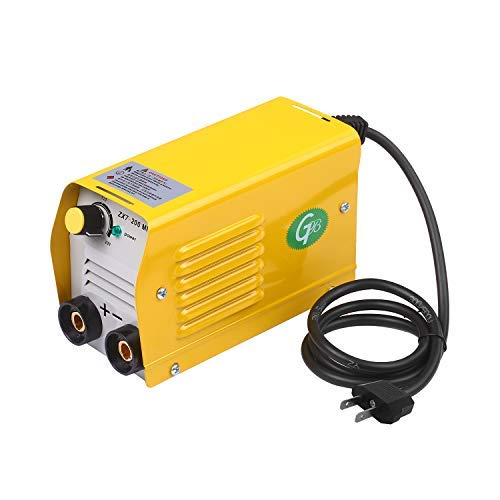 KKmoon Arc Welder 200Amps IGBT Welding Machine,Electric Welder Anti-Stick for 2.5-3.2mm Rods for Welding Electric Work with Safety Set