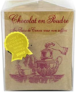 Les Confitures a l'Ancienne Powdered Chocolate (14 Pack Cube)