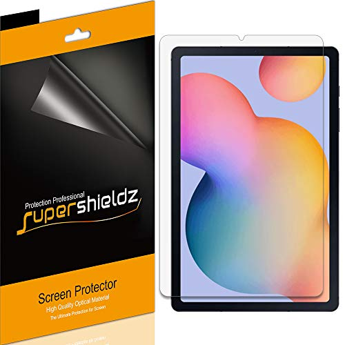 (3 Pack) Supershieldz for Samsung Galaxy (Tab S6 Lite) 10.4 inch Screen Protector Anti Glare and Anti Fingerprint (Matte) Shield