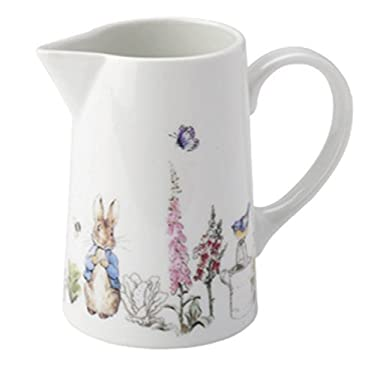 Stow Green Beatrix Potter Peter Rabbit Classic Milk Jug Pitcher
