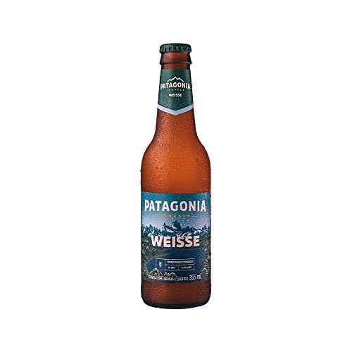 Cerveja Patagonia Weisse, Longneck com 355Ml Patagonia 355