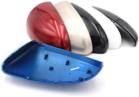 Automatischer Ersatz links rechts hinterer R/ückansicht Spiegelabdeckung Shell Cap-Geh/äuse for Chevrolet Cruze 2009 2010 2011 2012 2013 2013 Color : Black Left