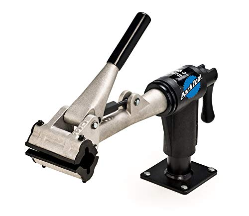 Park Tool PRS72 Bench Mount Bicycle Repair Stand with MicroAdjust Clamp