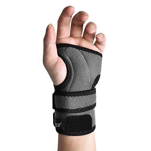 EXski Handgelenkstütze Handgelenk Schienen für Karpaltunnelsyndrom Handschiene Handbandage Schmerzlinderung für Sehnenscheidenentzündung Arthritis Links Rechts Hand