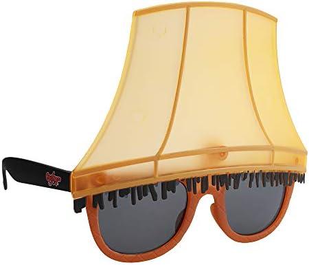 Sun Staches A Christmas Story Leg Lamp Sunglases Holiday Costume Novelty Shades UV400 Multi product image