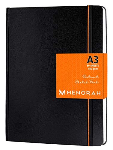 Menorah Artist Sketch Book