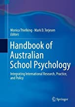 Handbook of Australian School Psychology: Integrating International Research, Practice, and Policy