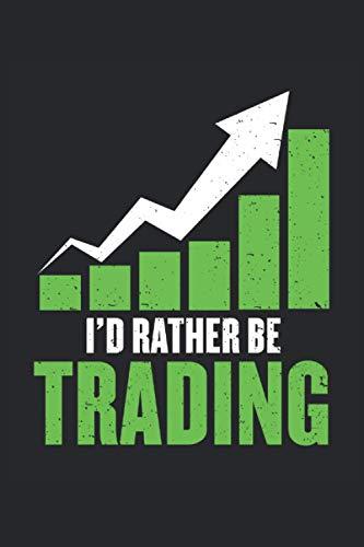 Notebook: day trading, trading, acciones, bolsa: 120 páginas rayadas: cuaderno, cuaderno de...