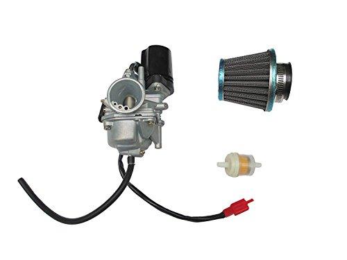 Carburetor/Air Filter FOR ETON RXL 50 Viper ATV Quad 2 Stroke Carb