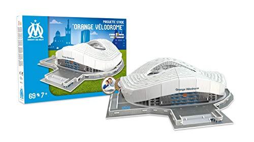 Megableu- Puzzle-Stade 3D Orange Velodrome (Olympique DE Marseille), 33004