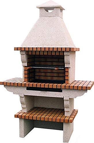 Barbecue de jardin en pierre Tavira