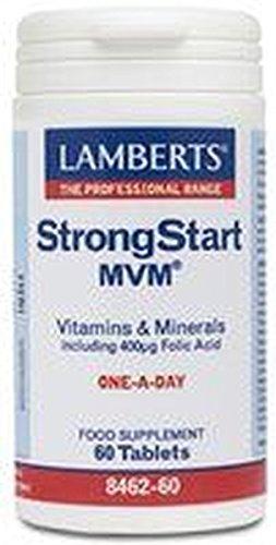 Lamberts StrongStart MVM® (für Schwangerschaft/Stillzeit) 60 Tabletten