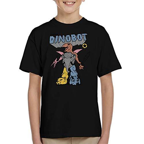 Super Dinobot Transformers Kid's T-Shirt