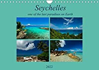 Seychelles (Wall Calendar 2022 DIN A4 Landscape): One of the last paradises on Earth (Monthly calendar, 14 pages )