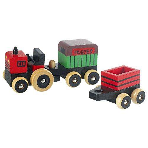 Orange Tree - Premières véhicules agricoles - Jouets en bois