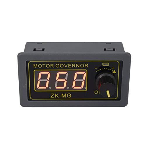 #N/D DC 5-30 V 12 V 24 5 A DC controlador del motor PWM velocidad ajustable pantalla digital codificador relación de trabajo Frecuencia MAX 15 A ZK-MG