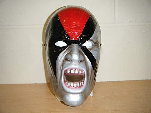 Wrestling Masks UK Demolition Crush Mask Fancy Dress Up Costume Outfit WWE WWF Adult Kids