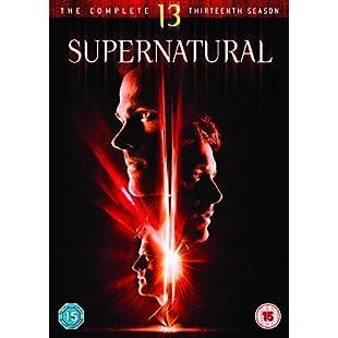 Customer reviews Supernatural Season 13 [DVD] [2018]