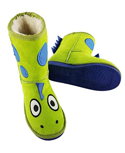 Kids Boy Slipper Boots
