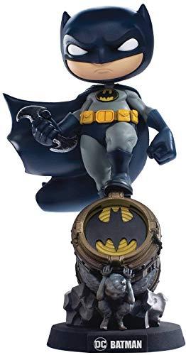 Figura Batman 17 cm. Mini Co. DC Cómics. Iron Studios
