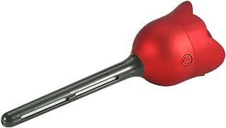 Humidificador Mini USB Powered Rose Forma Oficina Car Air Difusor Purificador (1Pcs, Rojo)