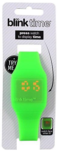 50 Fifty Concetti Blink Tempo Orologi (Verde)