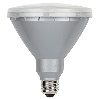 Westinghouse 90-Watt Equivalent PAR38 Flood Cool White Outdoor LED Light Bulb with Medium Base