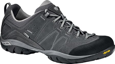 Asolo Men's Agent GV MM Grafite Sneaker US Men's 10 D (M)