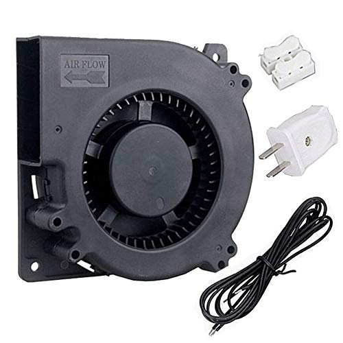 120 volt squirrel fan - 1