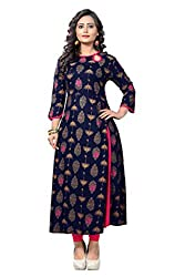 Crawler Creation Womens best party Wear Kurti For Women 2018