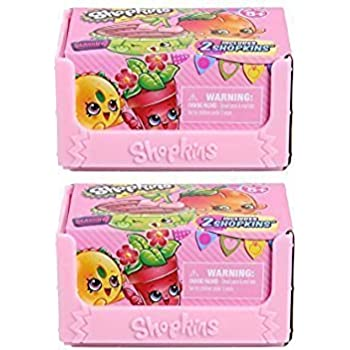 Shopkins Season 4 Bundle: 2 Blind Shopping Ba | Shopkin.Toys - Image 1