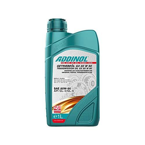 ADDINOL GETRIEBEÖL GX 80W-90, 1 Liter