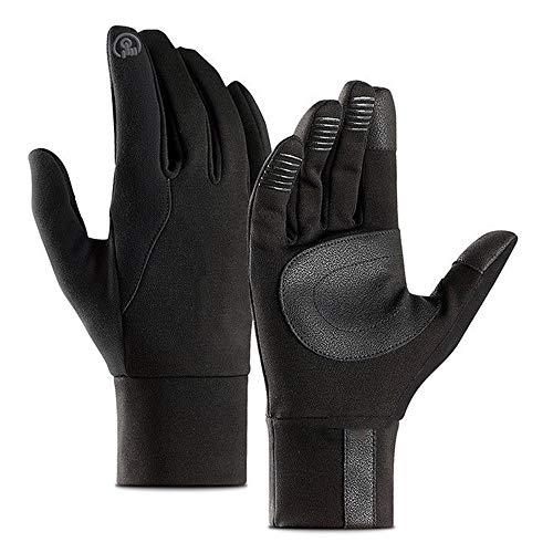 XDFDFW Winter Gloves Waterproof Touch Screen Non-Slip Motorcycle Men Gloves Sports Fishing Winter Fall Thick Cycling Windproof Thermal Women Gloves